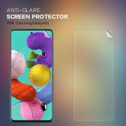NILLKIN képernyővédő fólia - Anti-Glare - MATT! - 1db, törlőkendővel - SAMSUNG Galaxy A51 (SM-A515F) / SAMSUNG Galaxy A51 5G (SM-A516F) - GYÁRI