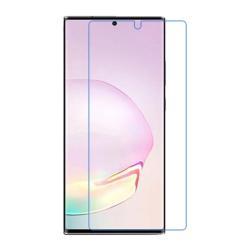 Képernyővédő fólia - Clear - 1db, törlőkendővel, a képernyő sík részét védi - SAMSUNG Galaxy Note20 5G (SM-N981B/DS)