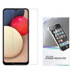 NILLKIN képernyővédő fólia - Anti-Glare - MATT! - 1db, törlőkendővel, A képernyő sík részét védi! - SAMSUNG Galaxy A02s (SM-A025F) / Galaxy M02s (SM-M025F) - GYÁRI