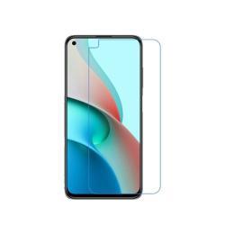 Képernyővédő fólia - Ultra Clear - 1db, törlőkendővel, A képernyő sík részét védi! - Xiaomi Redmi Note 9T 5G / Redmi Note 9 5G