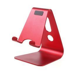 UNIVERZÁLIS alumínium asztali tartó / állvány - PIROS