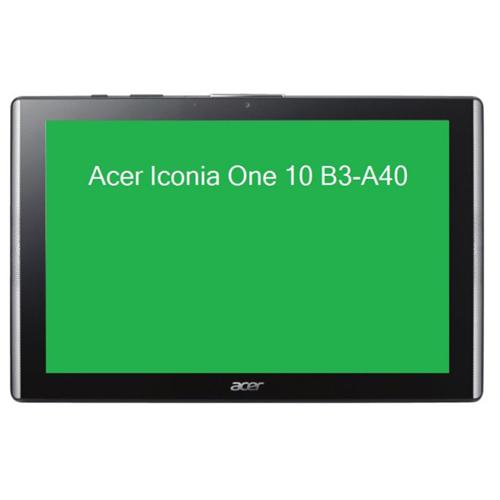 ACER Iconia One 10 B3-A40 tartozékok