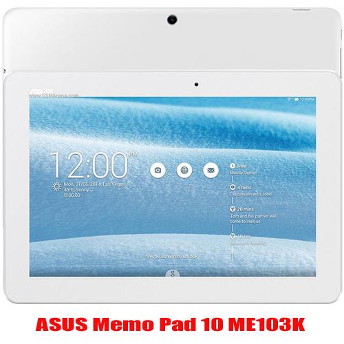 ASUS Memo Pad 10 ME103K tartozékok