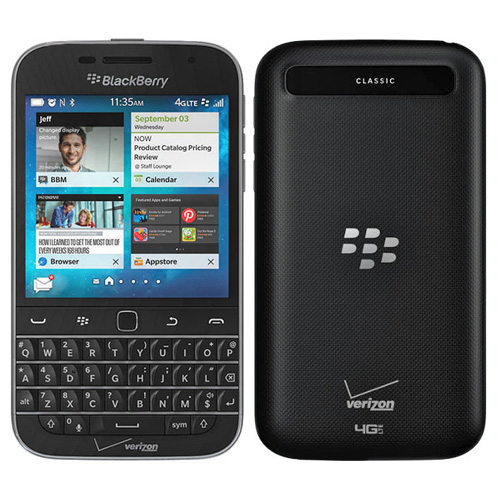 BLACKBERRY Q20 Classic Non Camera