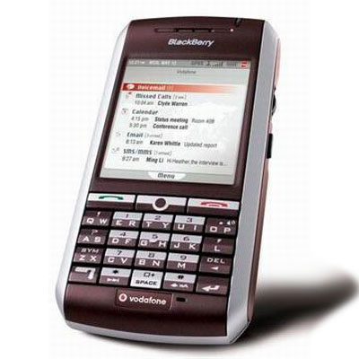 BLACKBERRY 7130 Voda