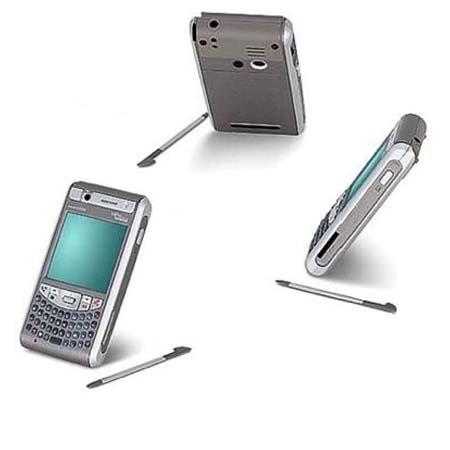 Fujitsu-Siemens PocketLOOX T810