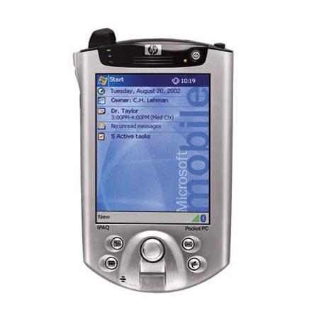 HP IPAQ H5400