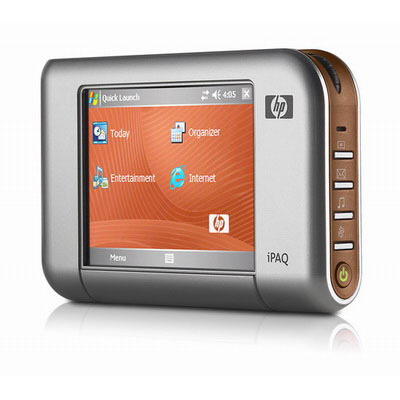 HP iPaq RX4240