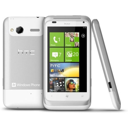 Htc Radar - a Windows phone 7.5 Mango felderítő