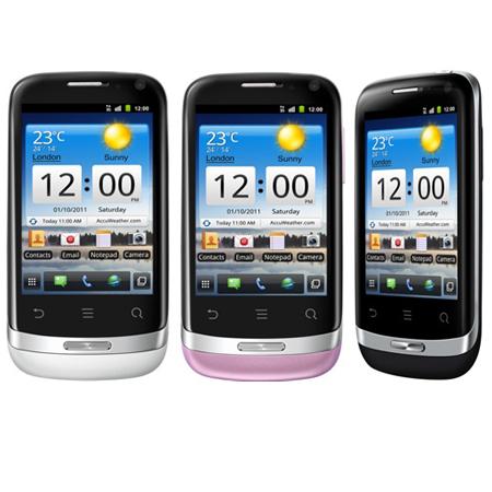 HUAWEI U8510 Ideos X3 tartozékok
