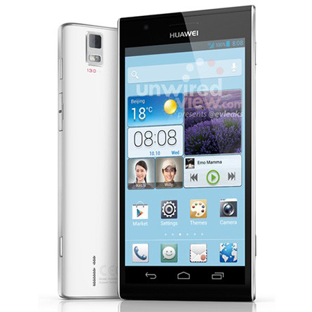 Huawei Ascend P2 tartozékok