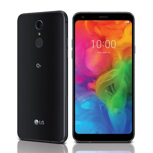LG Q7 tartozékok