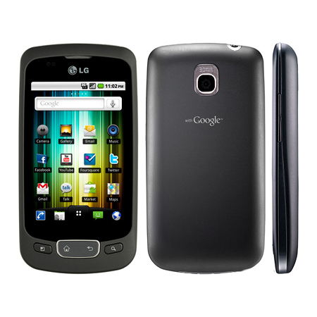 Red Bull Mobile LG Optimus One P500