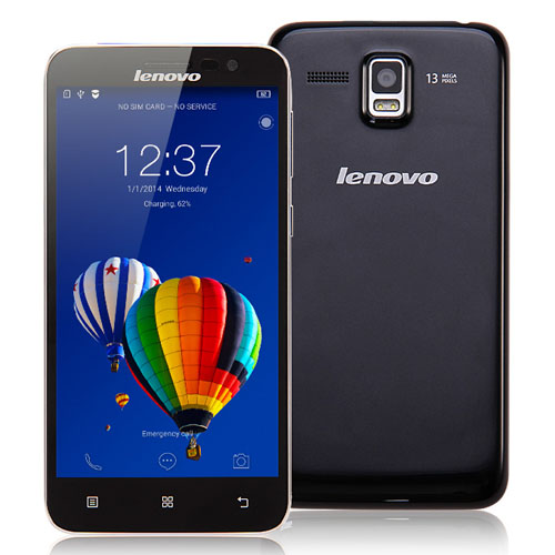 Lenovo A806 Golden Warrior A8