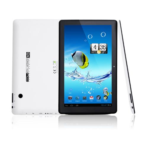 MyAudio Tablet Series10 1008B tartozékok