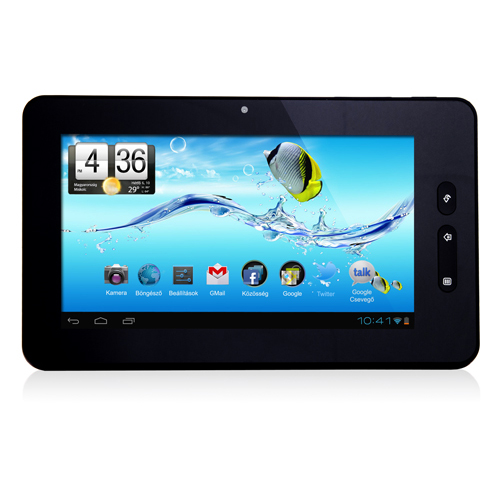 MyAudio Tablet Series7 708R tartozékok