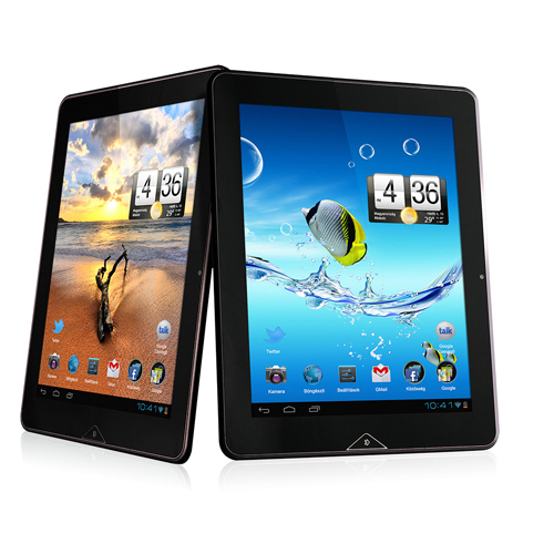 MyAudio Tablet Series9 908DCC tartozékok