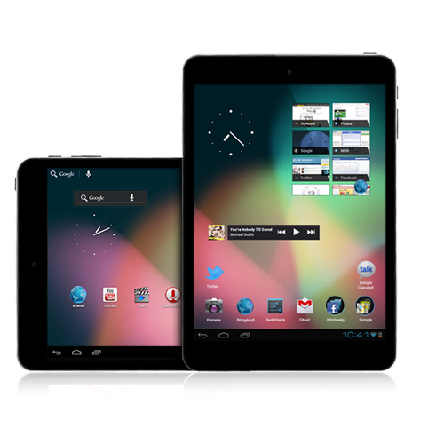 MyAudio Tablet Series New Line X2 tartozékok