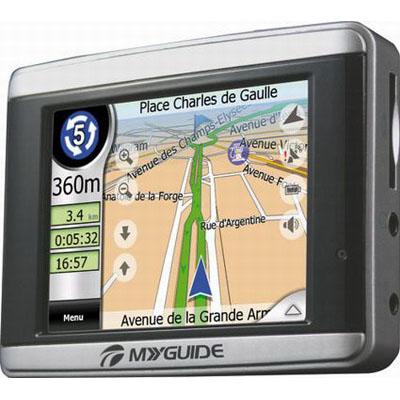 MyGuide 3300