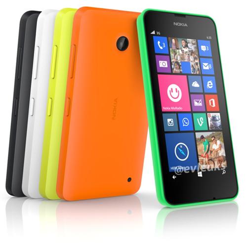 NOKIA Lumia 530 Dual SIM tartozékok