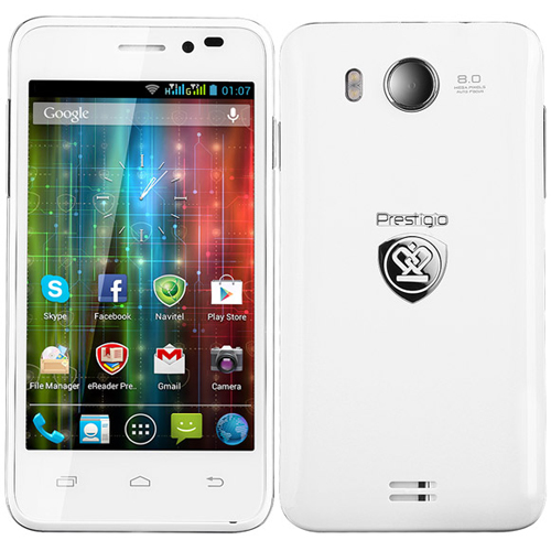 PRESTIGIO MultiPhone 5430 Duo tartozékok