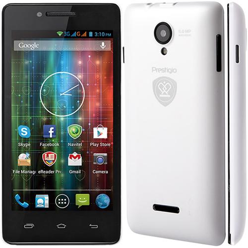 PRESTIGIO MultiPhone 5451 Duo tartozékok