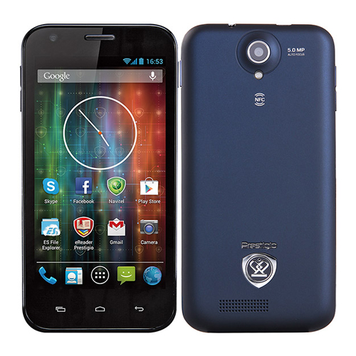 PRESTIGIO MultiPhone 5501 Duo tartozékok