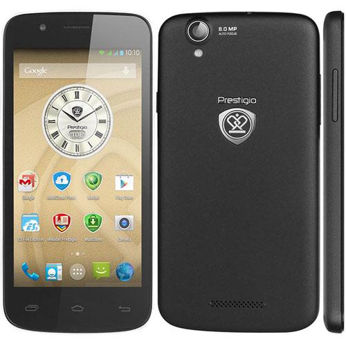 PRESTIGIO MultiPhone 5504 DUO tartozékok