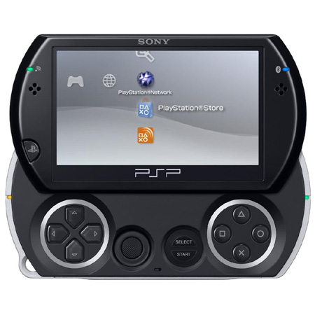 SONY PlayStation Portable GO (PSP GO)