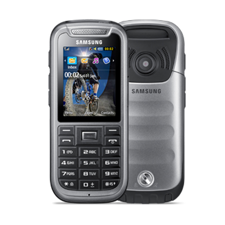 SAMSUNG GT-C3350 XCover II