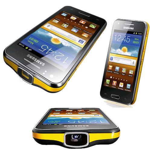 SAMSUNG GT-I8530 Galaxy Beam tartozékok