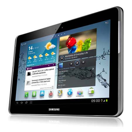 SAMSUNG Galaxy Tab 2 10.1 (P5100) tartozékok