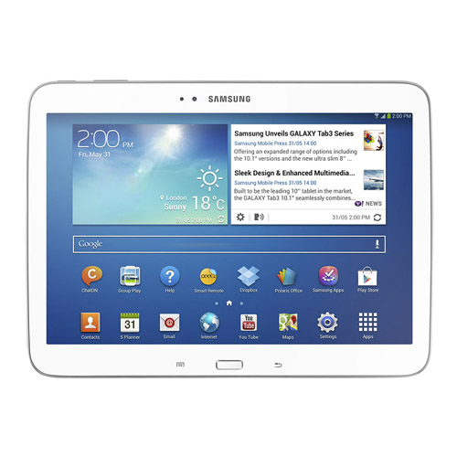 SAMSUNG P5200 Galaxy Tab 3 10.1 tartozékok