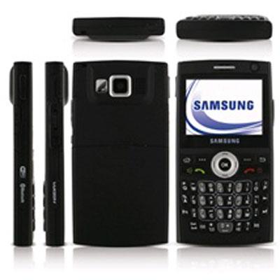 SAMSUNG SGH-i600 Blac