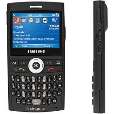 SAMSUNG SGH-i607 Blac
