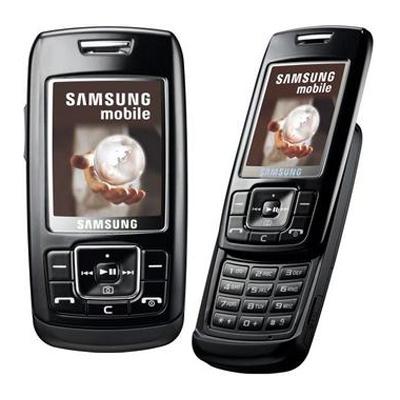 SAMSUNG SGH-E251 tartozékok