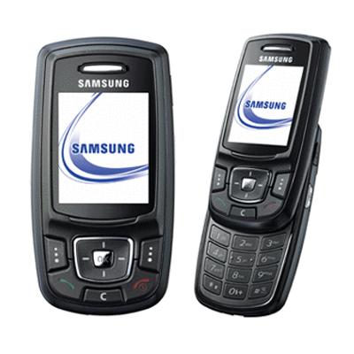 SAMSUNG SGH-E370 tartozékok
