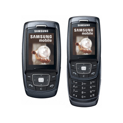 SAMSUNG SGH-E830 tartozékok