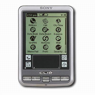 Sony Clie PEG-SJ20 / PEG-SJ20U / PEG-SJ20E
