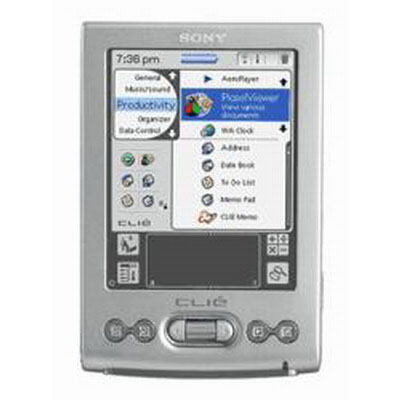 Sony Clie PEG TJ35