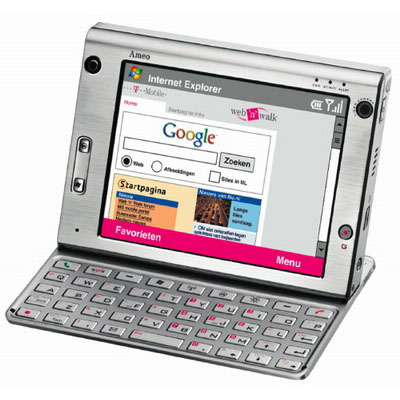 T-Mobile MDA Ameo (HTC Athena 100)