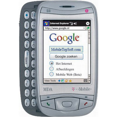T-Mobile MDA Vario (HTC Wizard 200)