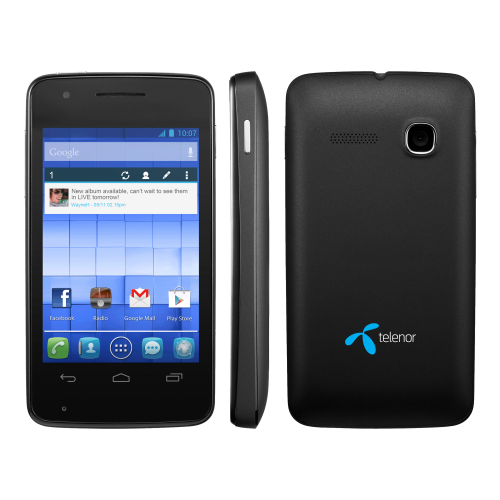 Telenor Smart Touch Mini (Alcatel One Touch SPop)