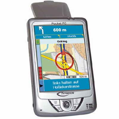 Typhoon MyGuide 3500 mobile