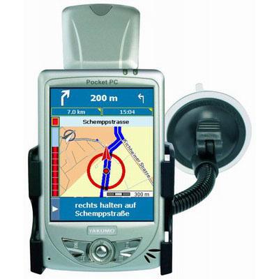 YAKUMO PDA Delta 300 GPS