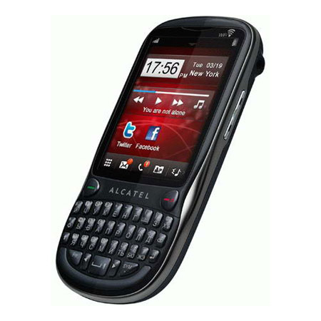 ALCATEL T-Mobile Vairy Text II.