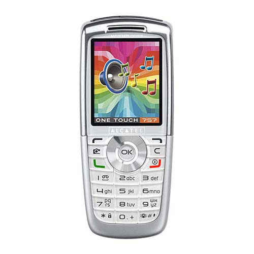 ALCATEL OTE 757