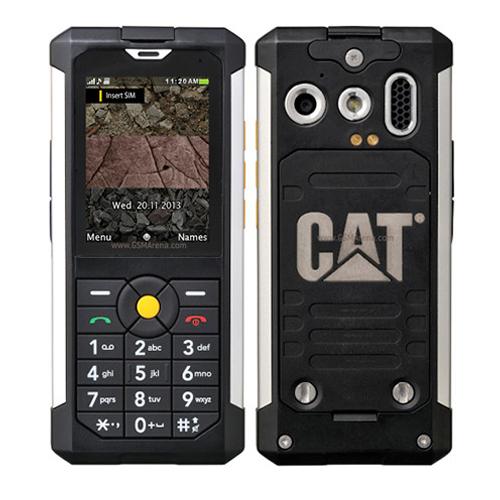CAT B100 tartozékok