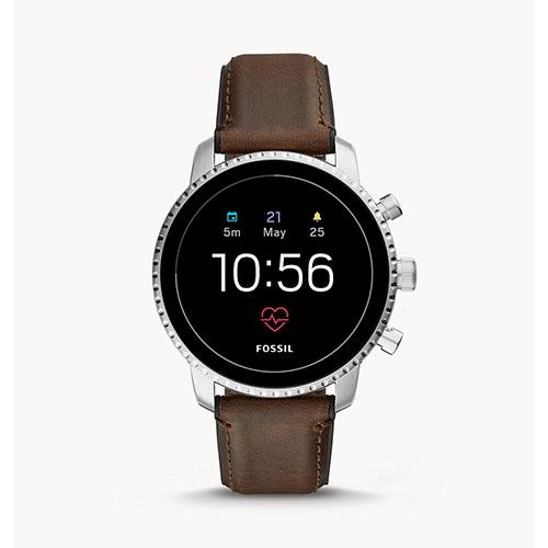 Fossil Gen 4 Smartwatch Explorist HR FTW4015