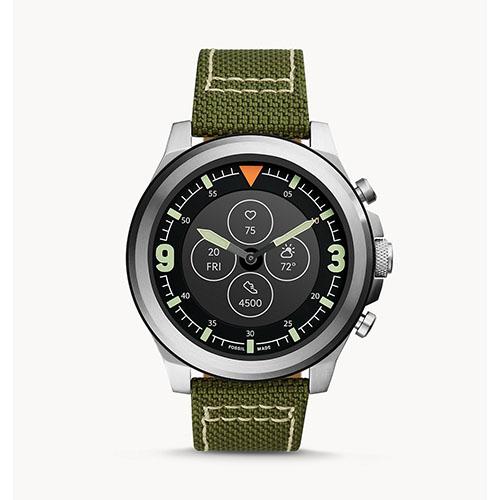 Fossil Hybrid Smartwatch HR Latitude FTW7019